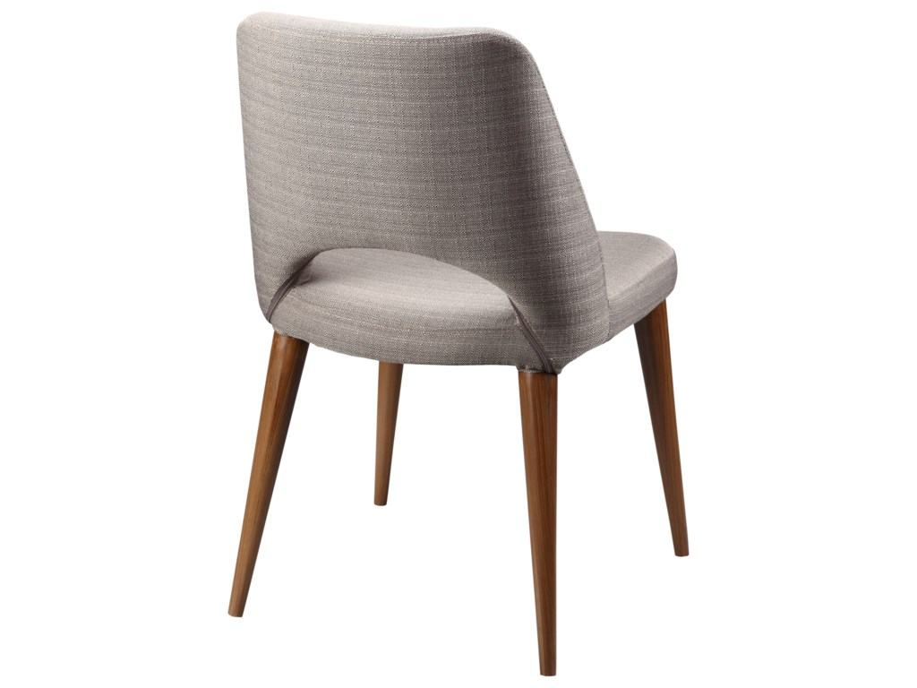 Moe's Home Collection Andre Dining Chair Light Brown