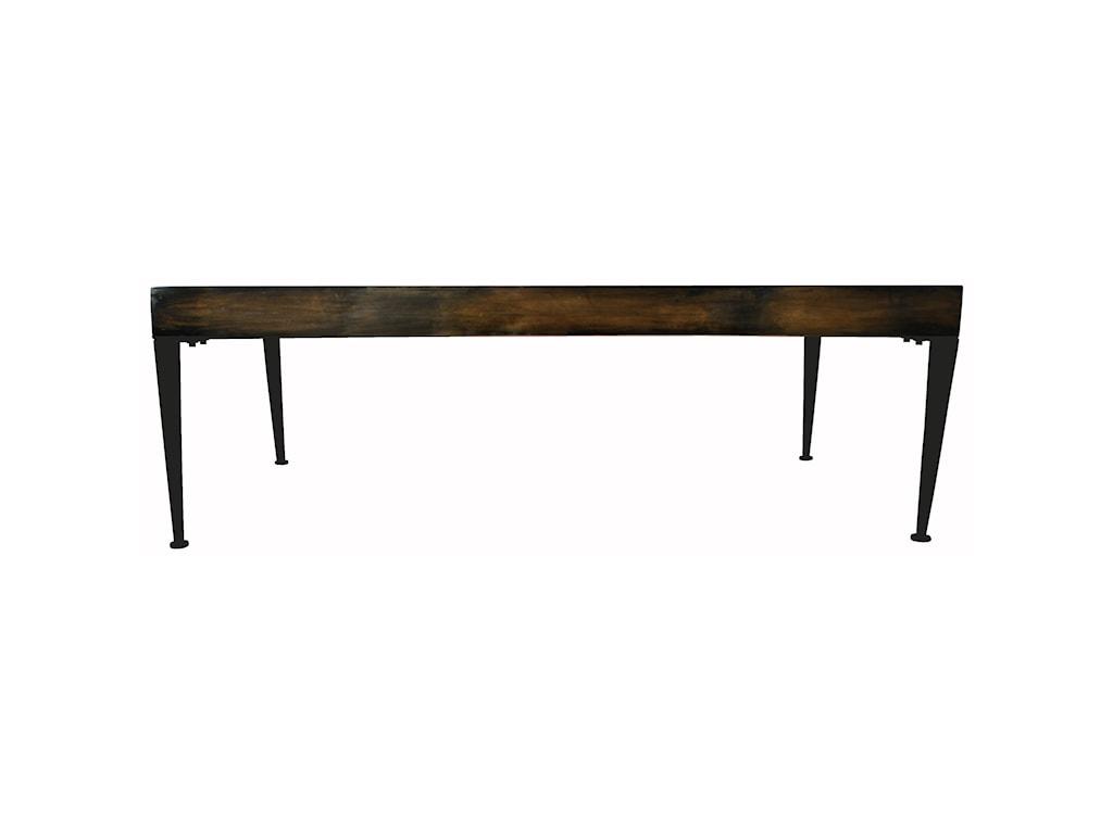 Moe's Home Collection AnnapolisIron Leg Coffee Table