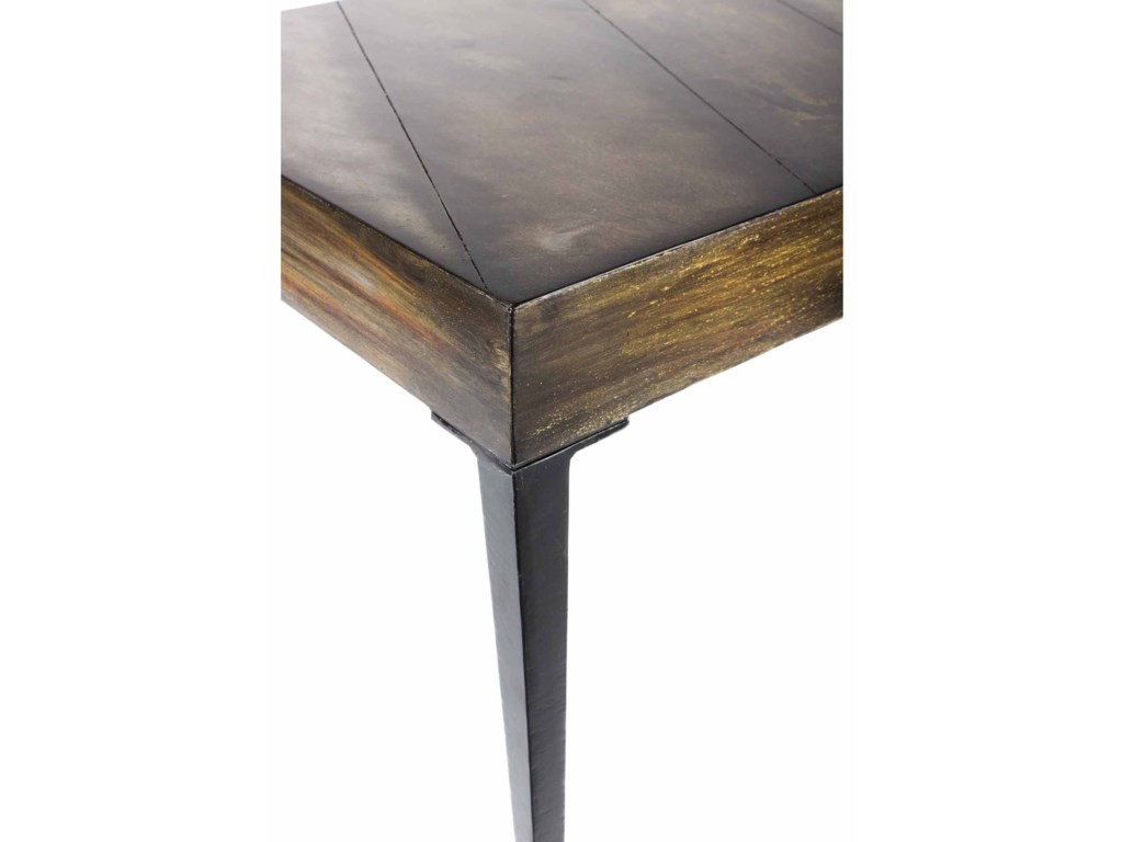 Moe's Home Collection AnnapolisIron Leg Side Table