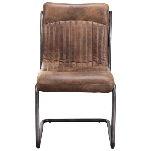 Review Moe s Home Collection Ansel Dining Chair Light Brown M2 Ideas - Style Of brown dining chairs Beautiful