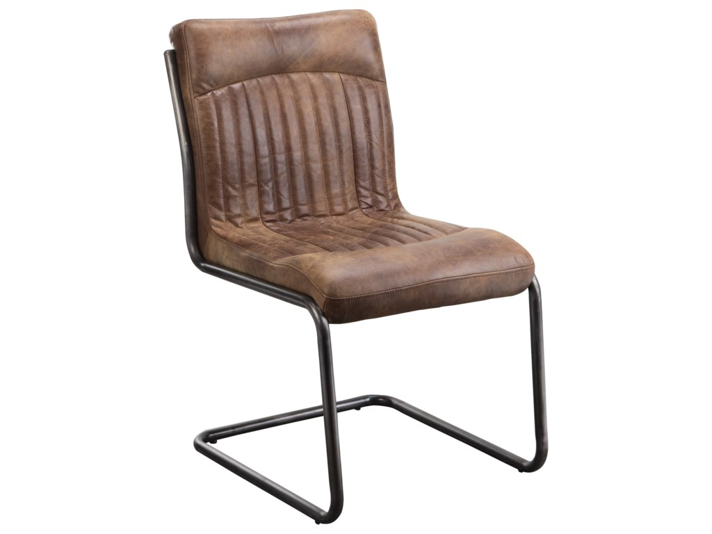 Moe's Home Collection Ansel Dining Chair - Light Brown