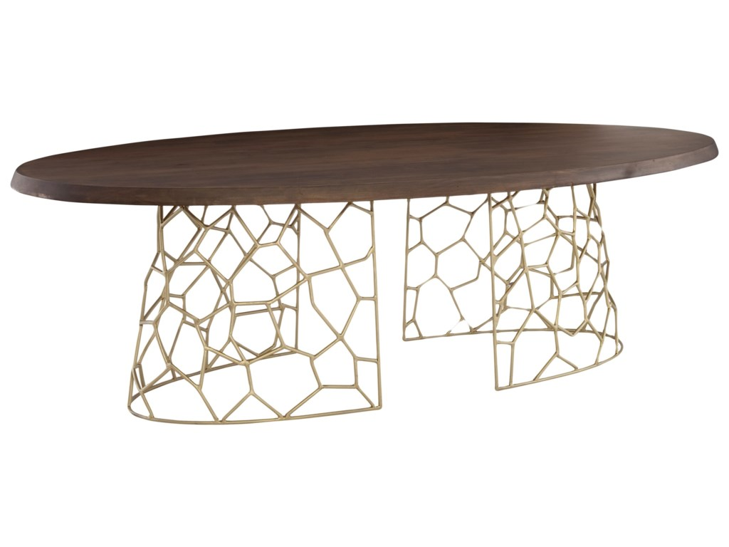Moe's Home Collection Ario Dining Table