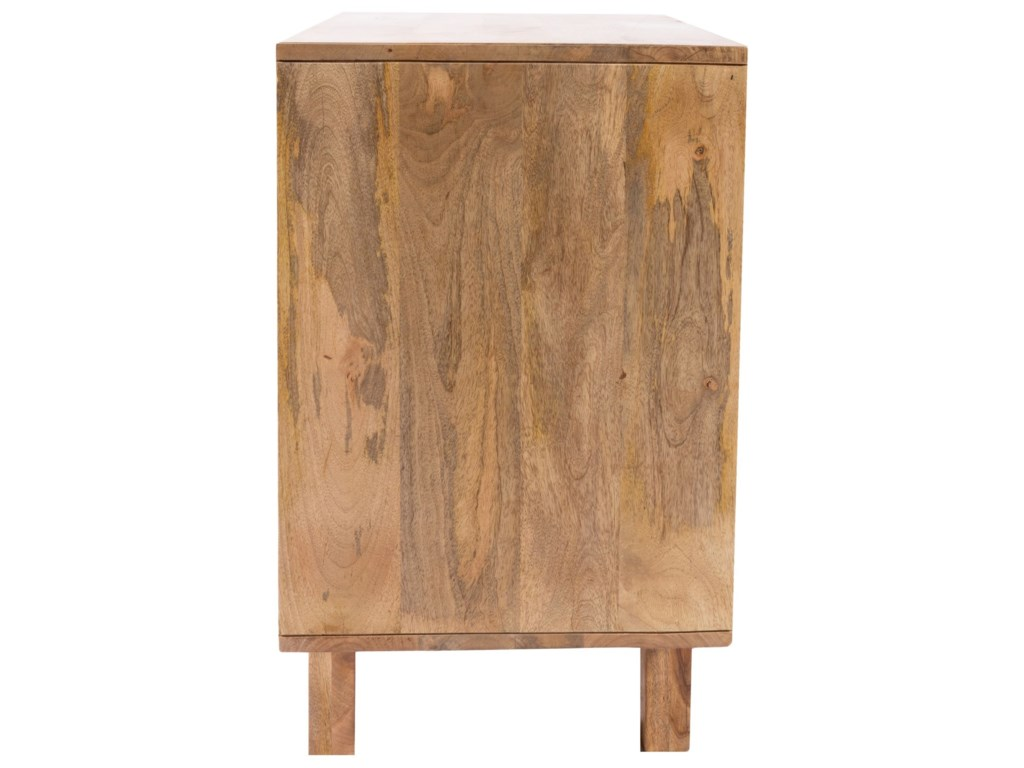 Moe's Home Collection AshtonWoven Cane Accent Chest