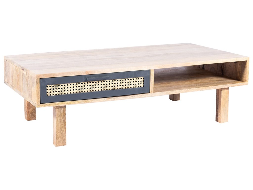 Moe's Home Collection AshtonMid-Century Modern Coffee Table