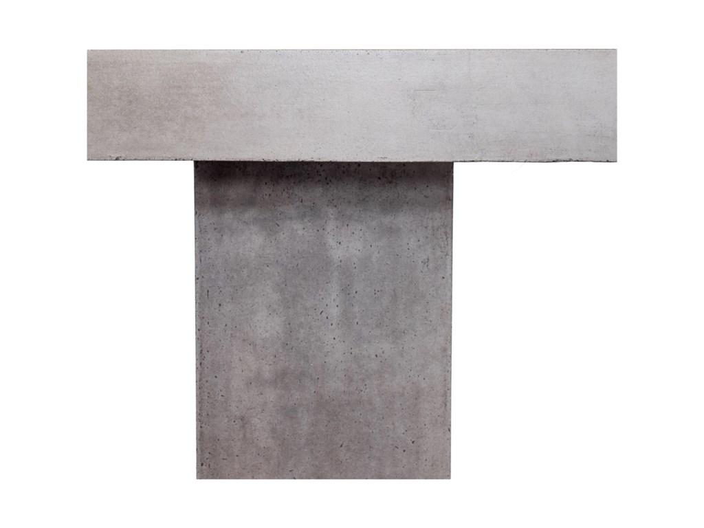Moe's Home Collection AureliusConcrete Outdoor Dining Table