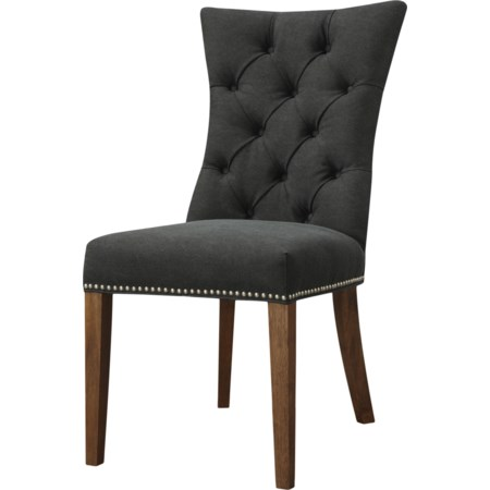 Side Chair Black