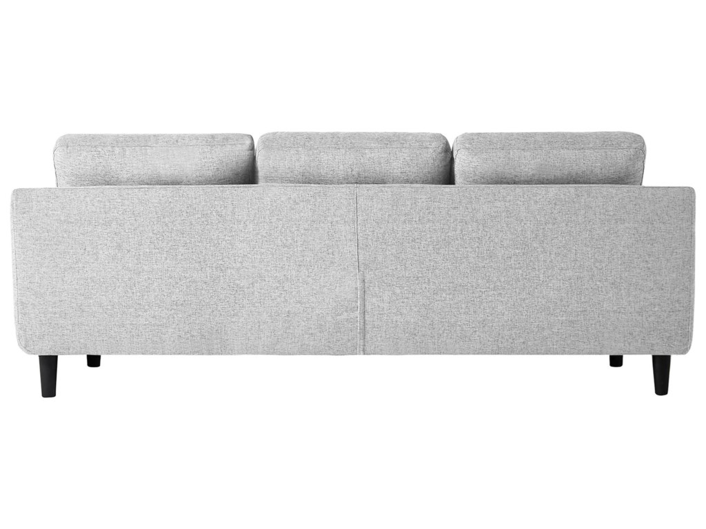 Moe's Home Collection BelagioSofa Bed with Chaise