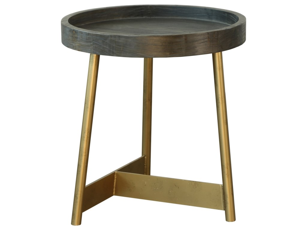 Moe's Home Collection BellucciTray Edge Side Table