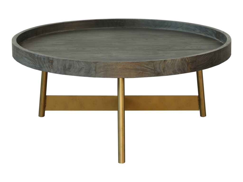Moe's Home Collection BellucciTray Edge Coffee Table