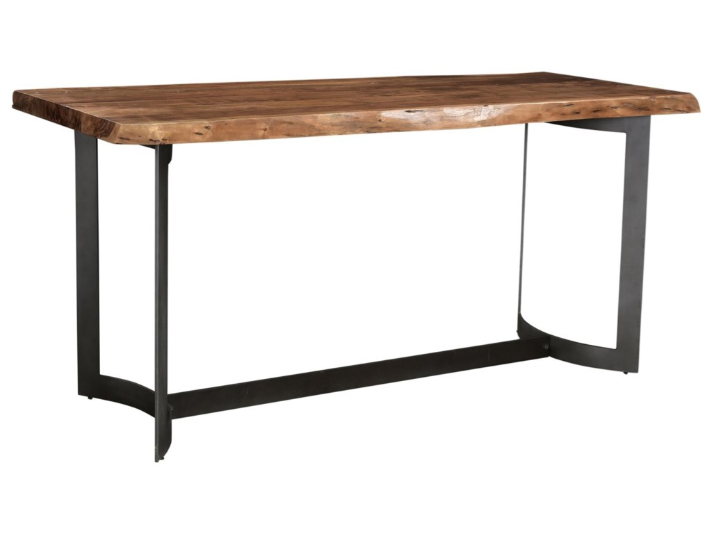 Moe's Home Collection BentCounter Height Dining Table