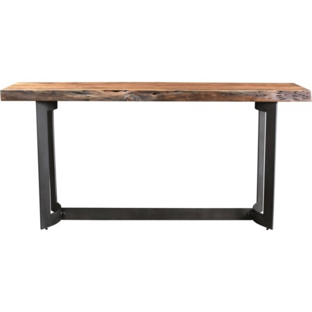 Console Table Smoked