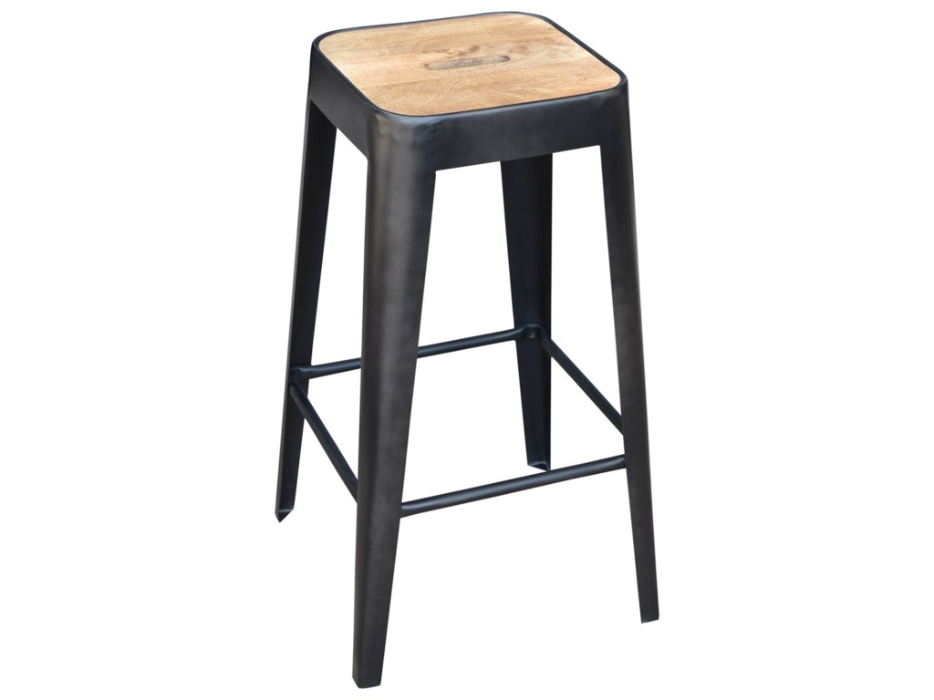 Moe's Home Collection BistroIron Counter Stool