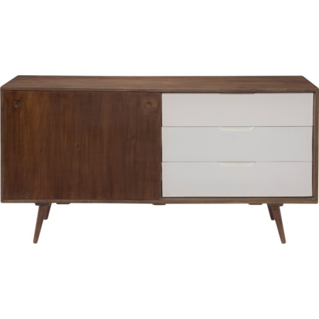 Sideboard with 3 Drawers