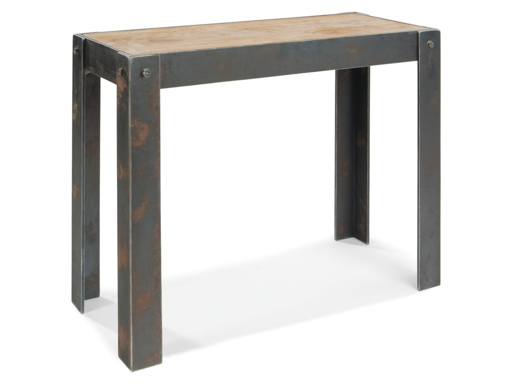 Moe's Home Collection BoltIndustrial Console Table