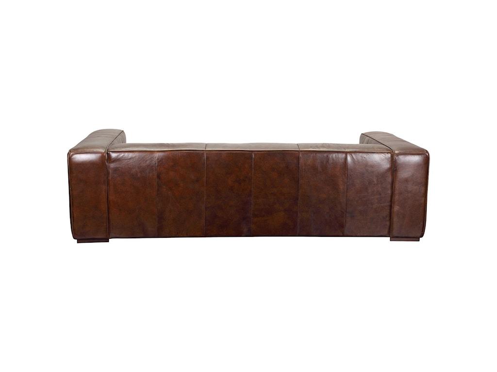 Moe's Home Collection BoltonTop Grain Leather Sofa