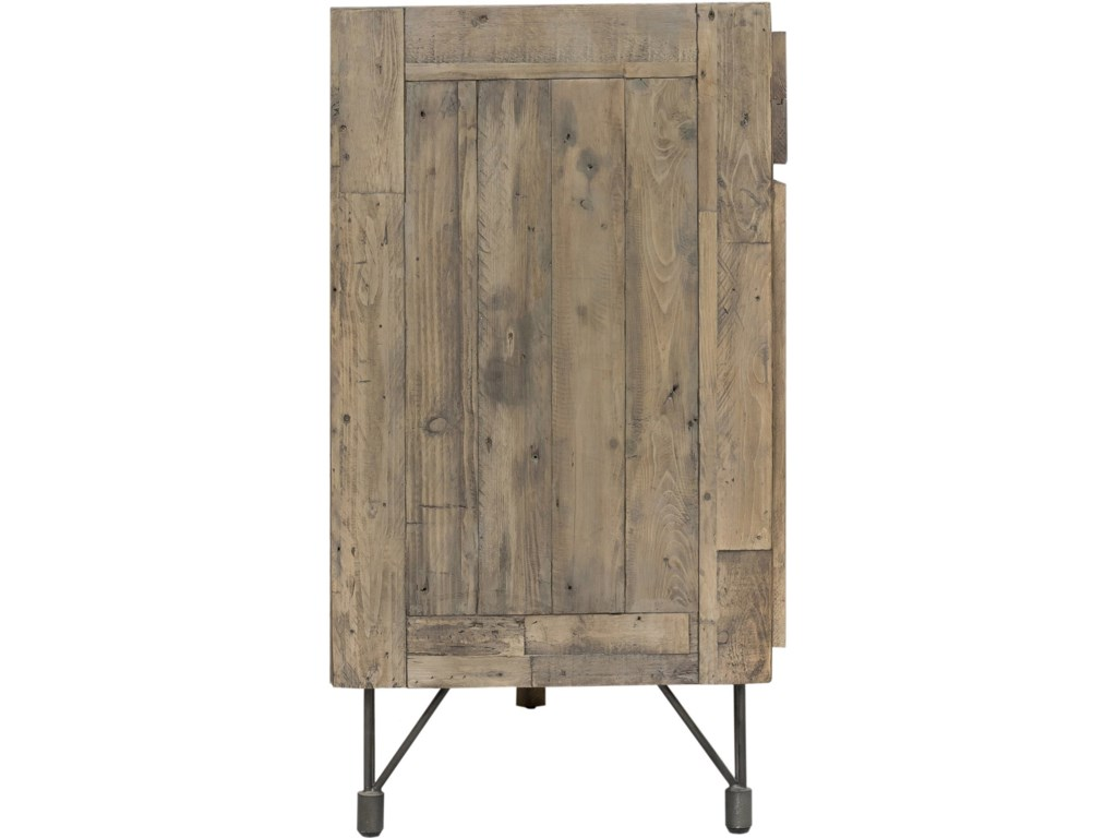 Moe's Home Collection BonetaSolid Pine Dresser