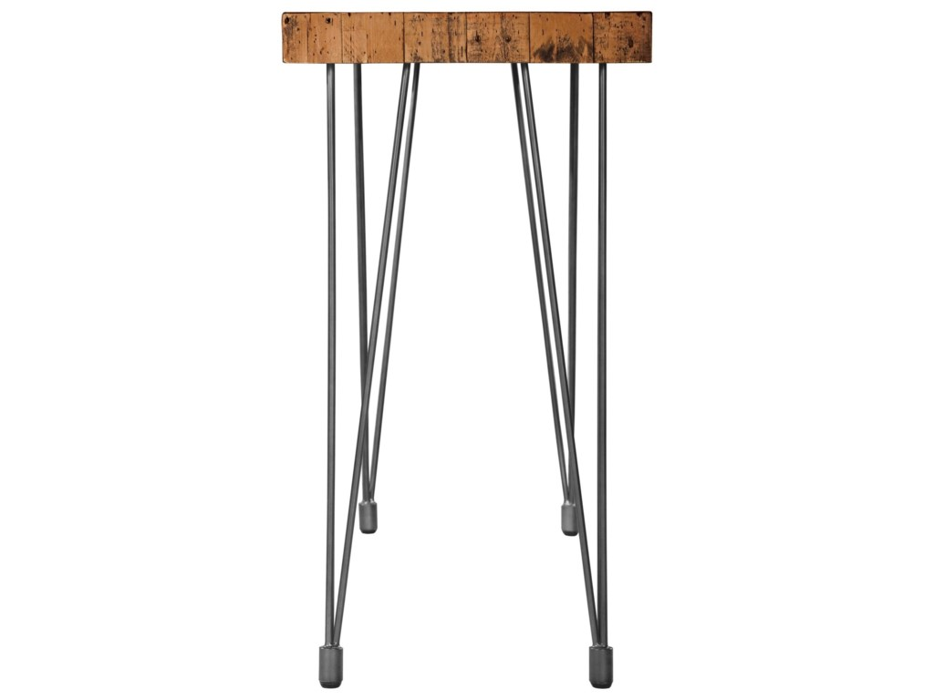 Moe's Home Collection BonetaRecycled Pine Console Table
