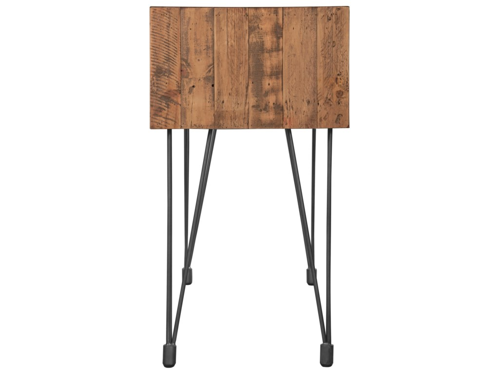 Moe's Home Collection BonetaRecycled Pine 2 Level Console Table