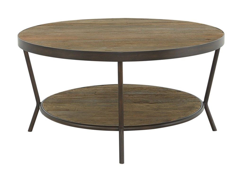 Moe's Home Collection BrinReclaimed Elm Coffee Table