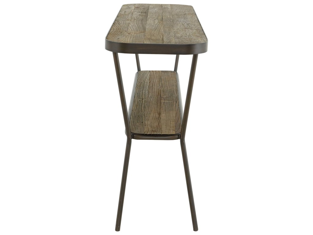 Moe's Home Collection BrinReclaimed Elm Console Table