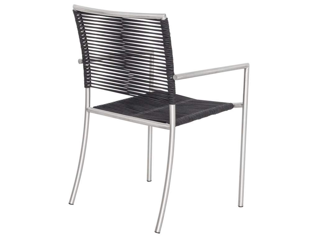 Moe's Home Collection BrynnOutdoor Dining Chairs