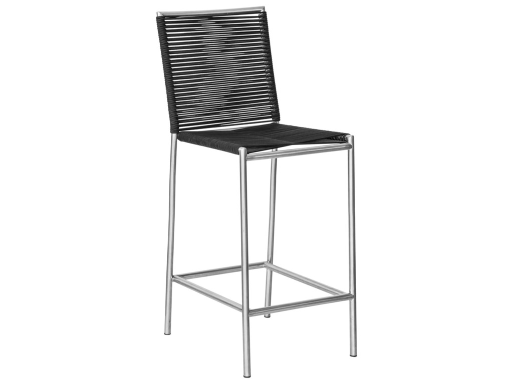 Moe's Home Collection BrynnOutdoor Barstool