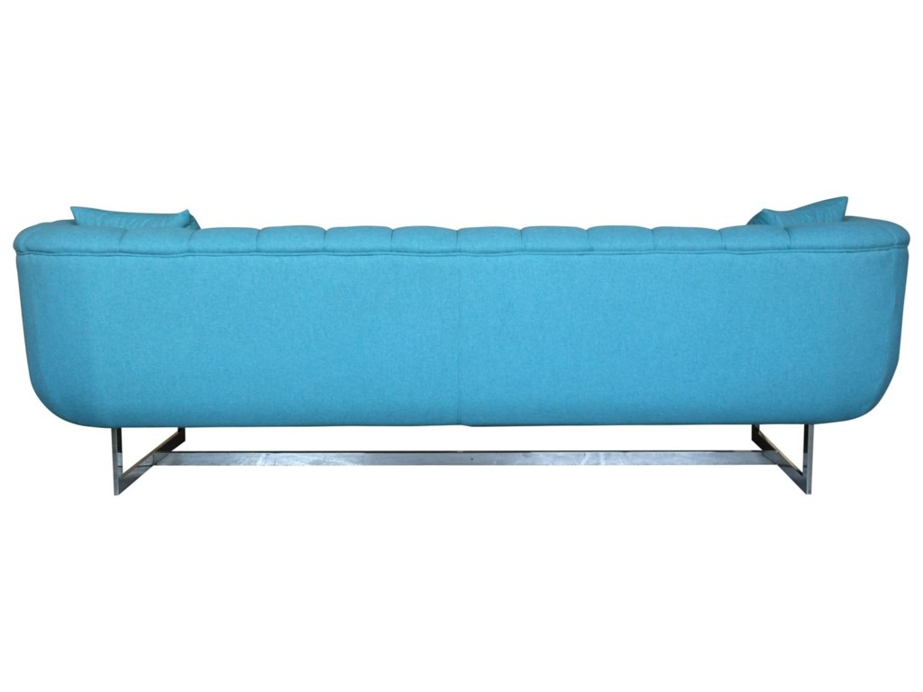 Moe's Home Collection ButlerChannel-Tufted Sofa