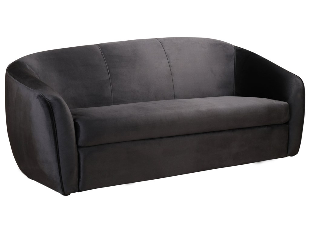 Moe's Home Collection CourbeVelvet Sofa