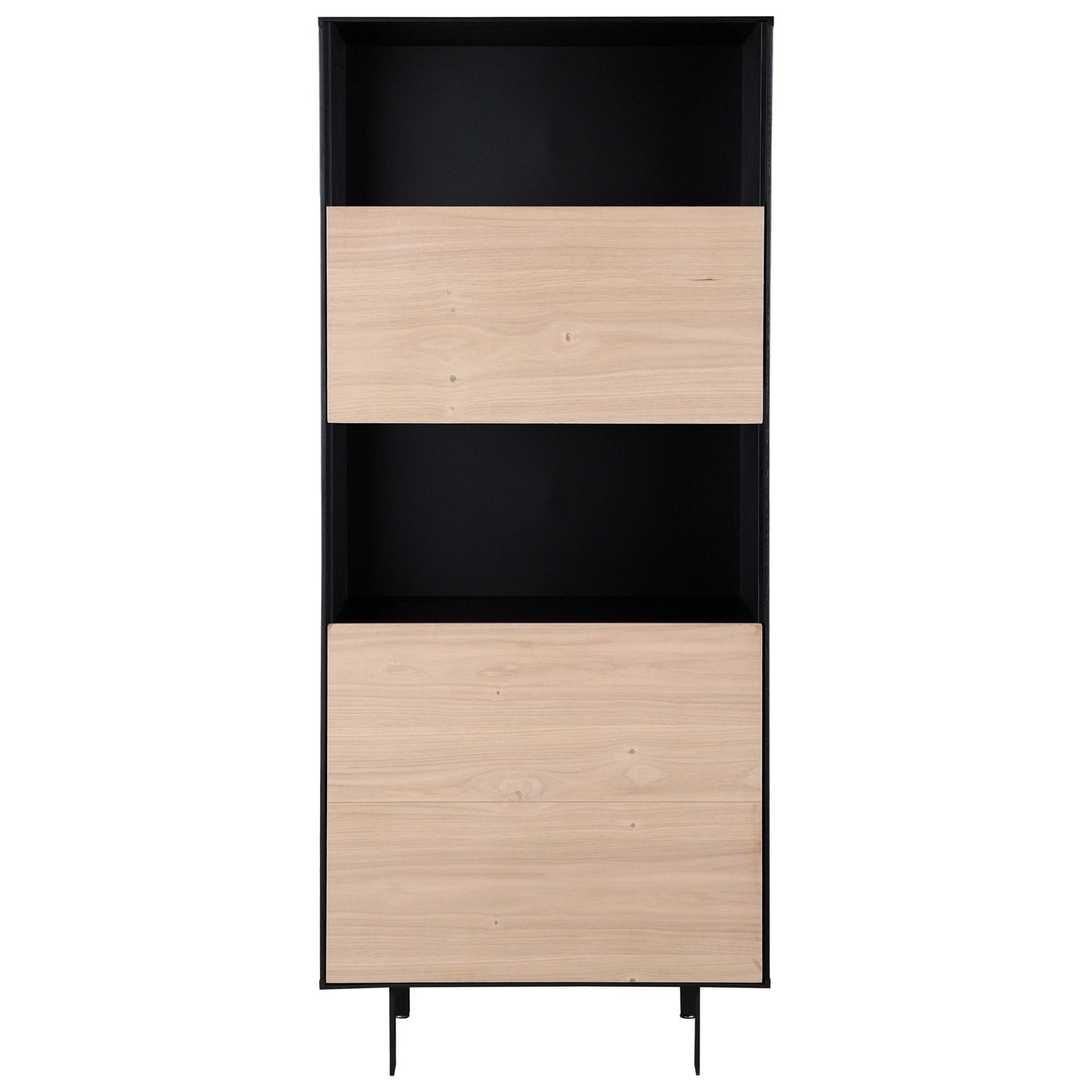 Moeu0027s Home Collection Damon Contemporary Bar Cabinet