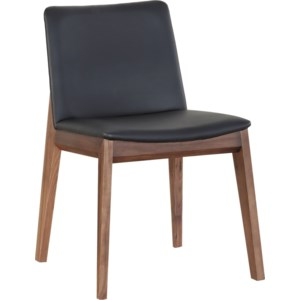 Moe S Home Collection Deco Mid Century Modern Dining Side Chair Fashion Furniture Dining Side Chairs