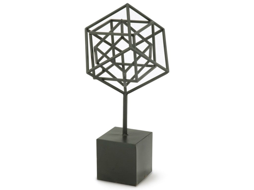 Moe's Home Collection Decorative AccessoriesNested Cubes On Stand Small