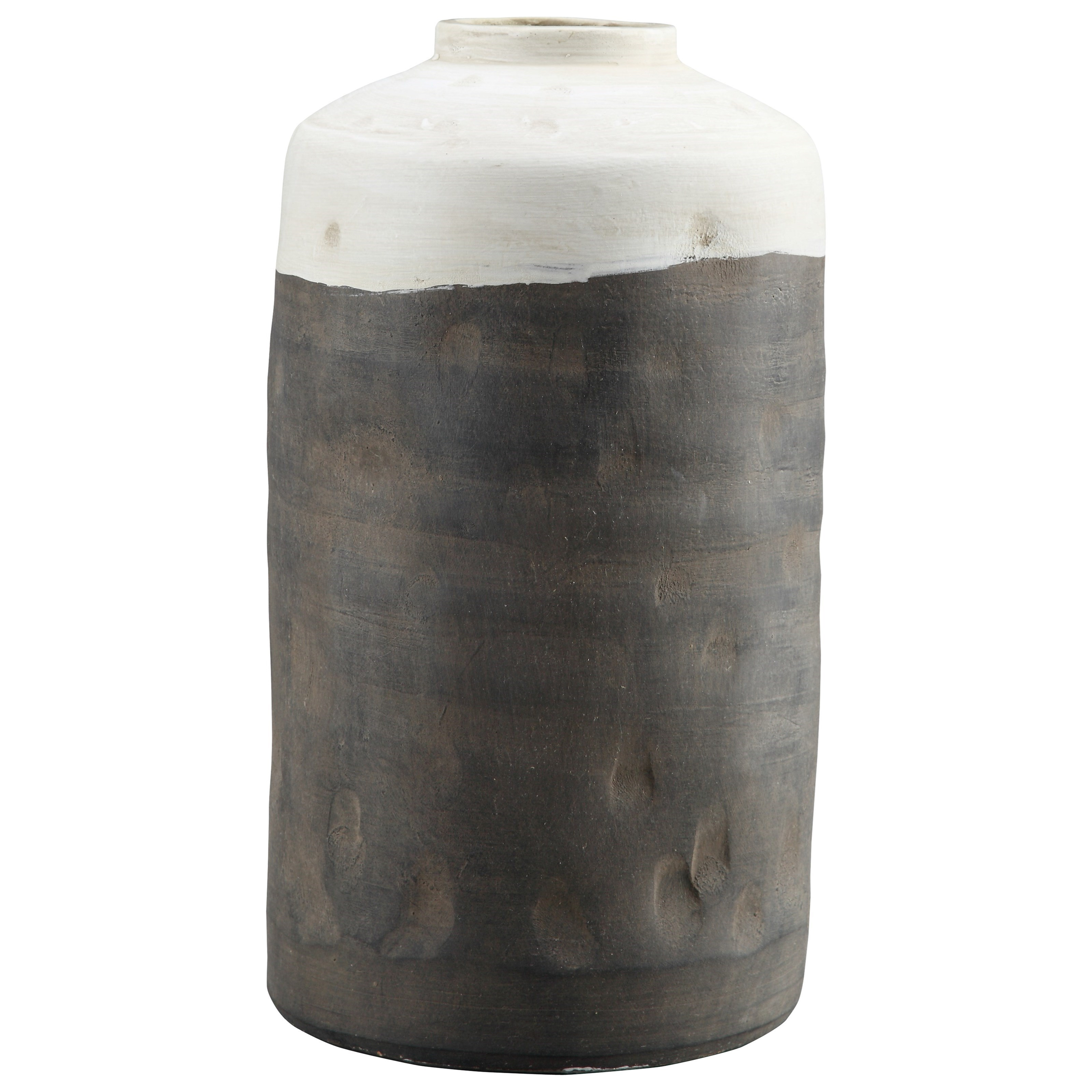 Decorative Accessories Tiptop Vase With A Rustic Design By Moeu0027s Home  Collection