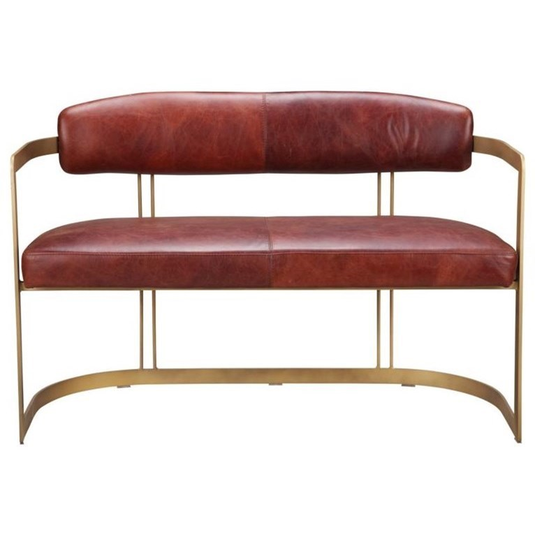 Moeu0027s Home Collection Dining ChairsDownie Bench ...