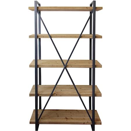 5 Level Shelf Natural