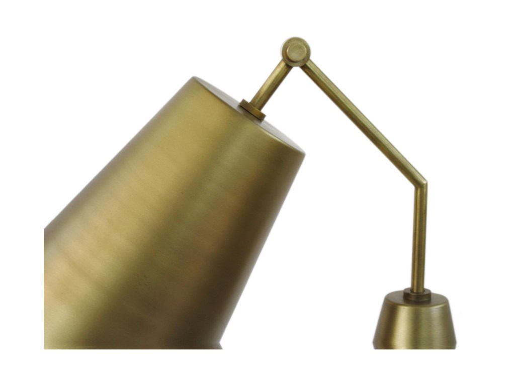 Moe's Home Collection LightingAmato Floor Lamp Gold