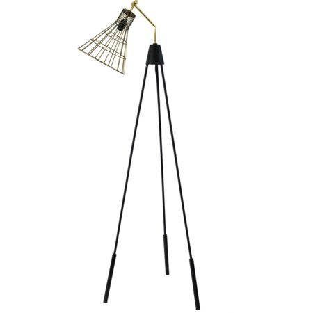 Antonello Floor Lamp - Gold