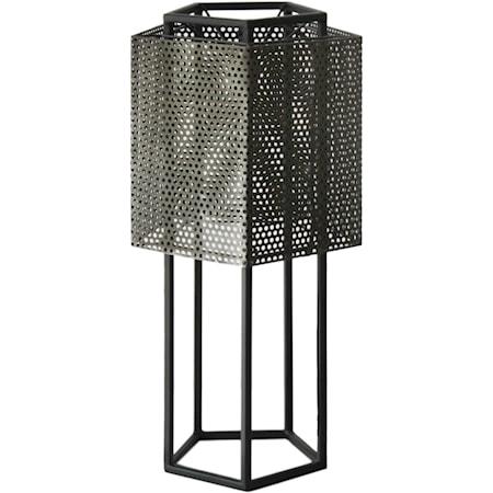Sabato Table Lamp Black
