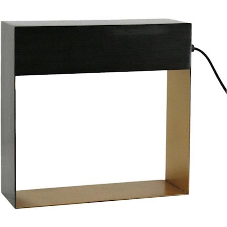 Pi Table Lamp