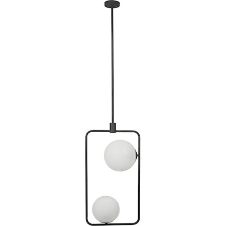 Whistler Pendant Lamp - Black