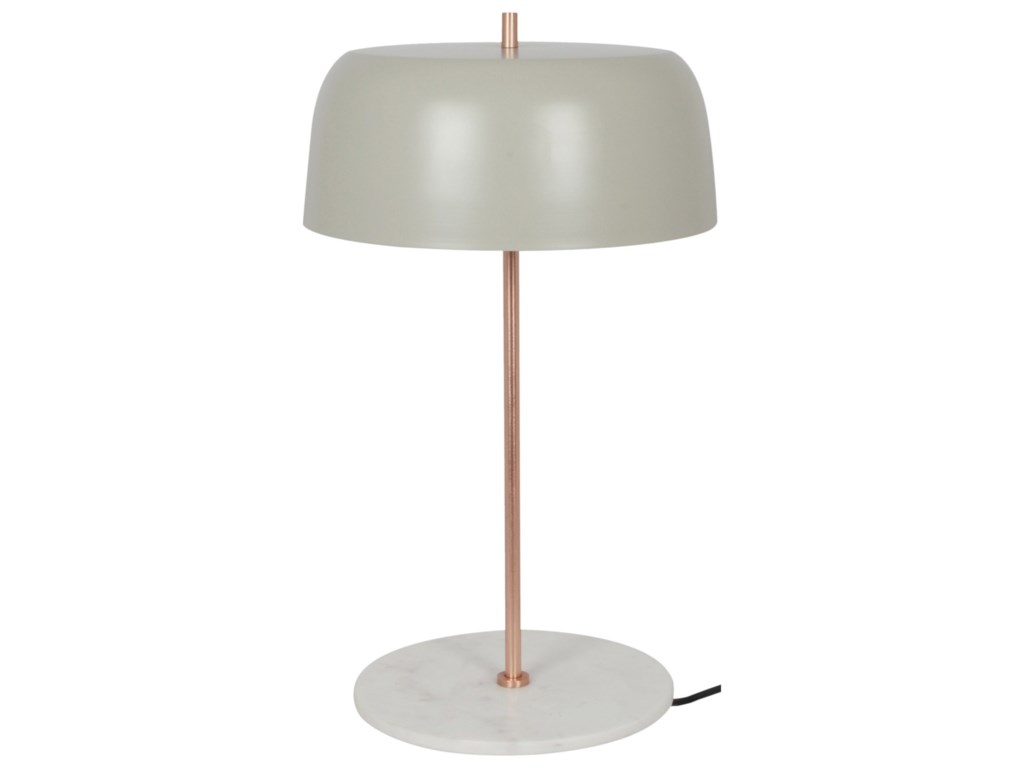Moe's Home Collection LightingGilmour Table Lamp - Grey