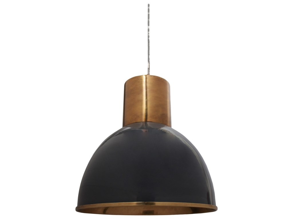 Moe's Home Collection LightingLeon Pendant Lamp Grey