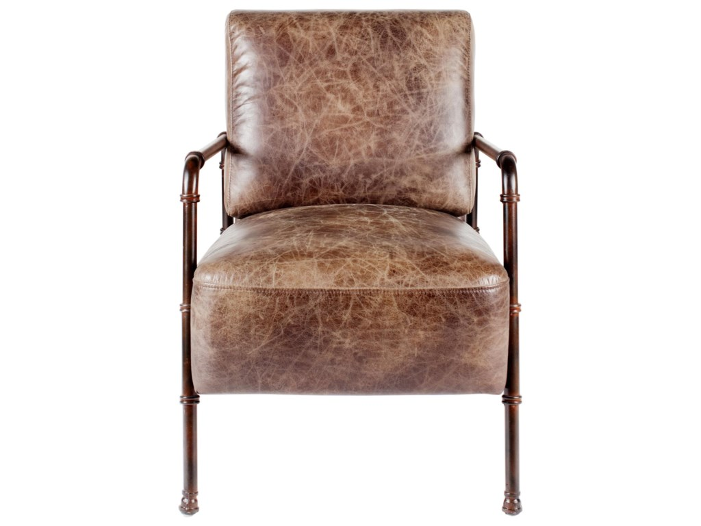 Moe's Home Collection LivingstoneClub Chair Light Brown