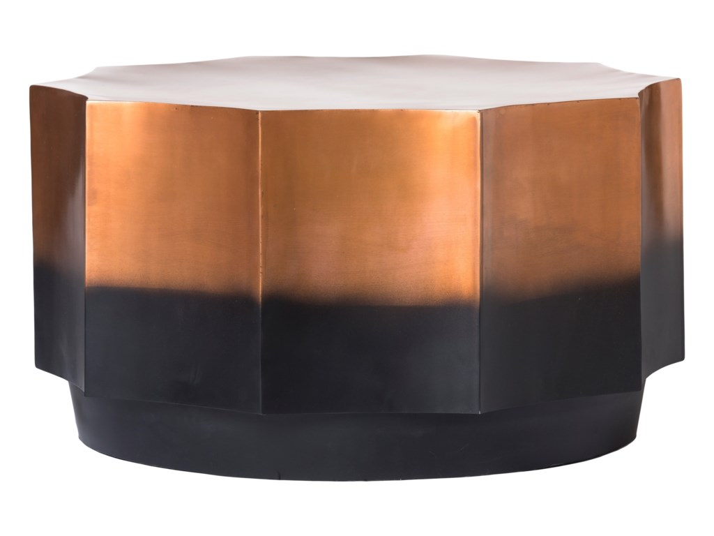 Moe's Home Collection MarkusBronze Coffee Table
