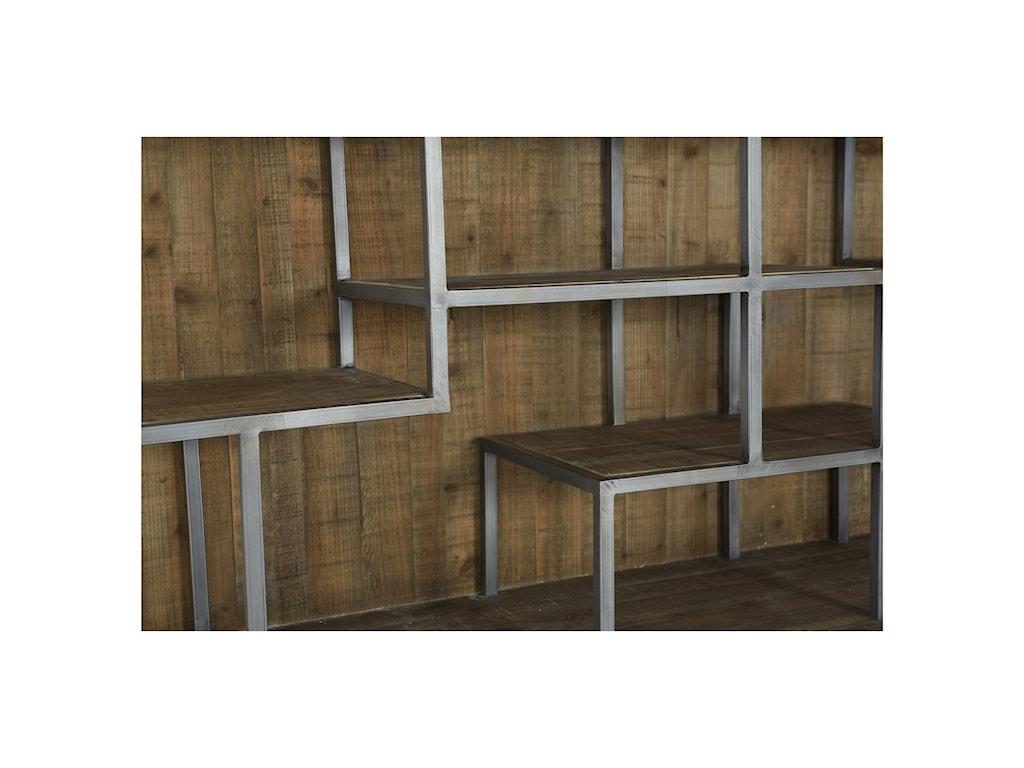 Moe's Home Collection MayerHorizontal Display Shelf