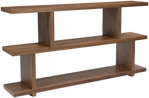 Moe's Home Collection Miri Open Shelf Console Table