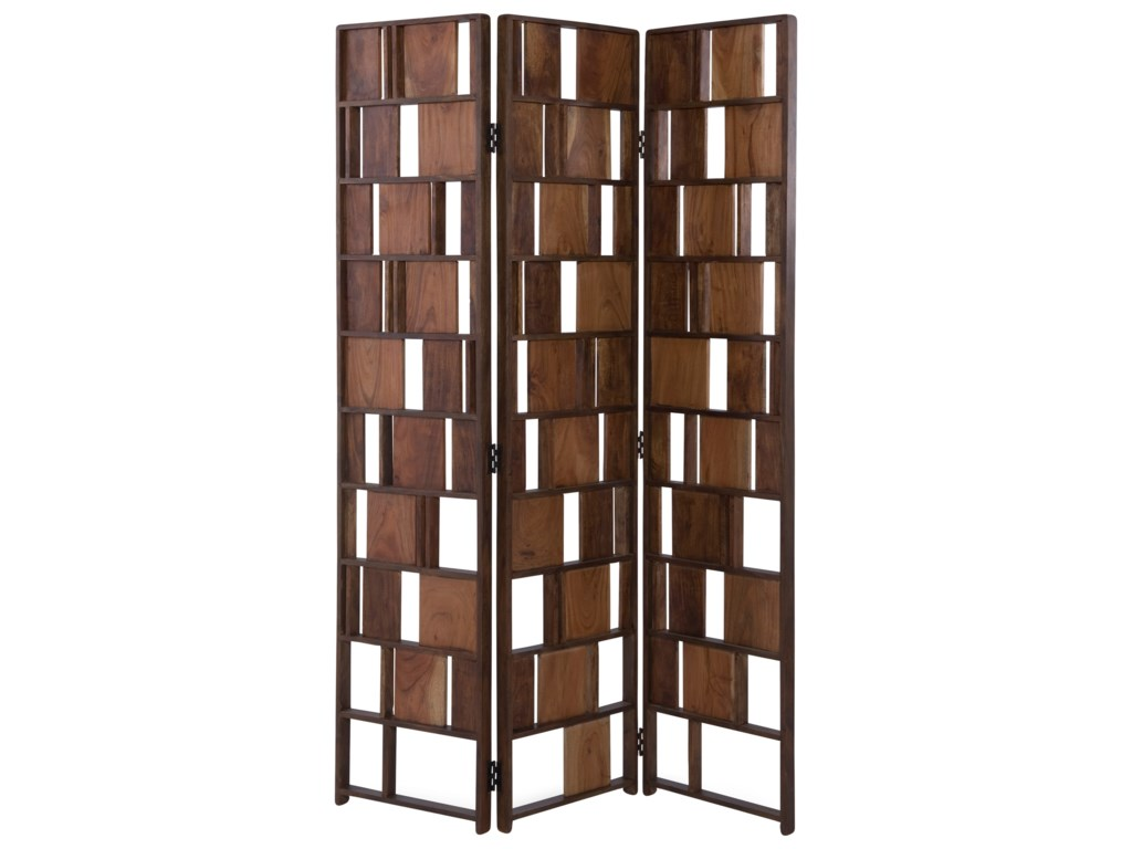 Moe's Home Collection Mirrors and ScreensMulti Panel Screen