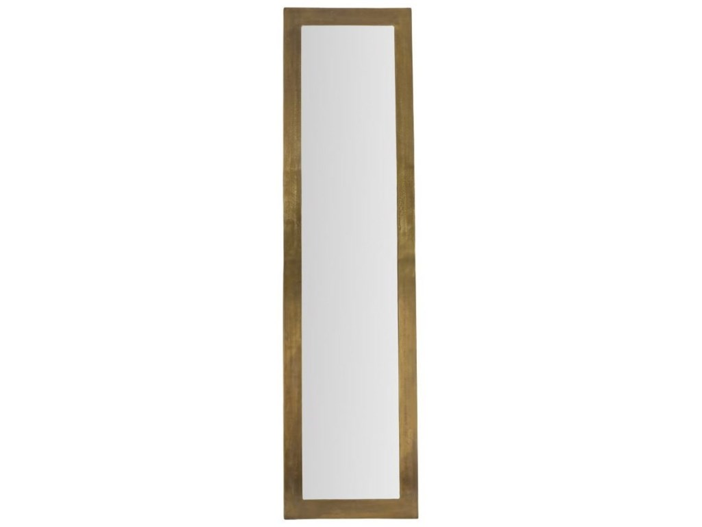 Moe's Home Collection Mirrors and ScreensCate Tall Aluminum and Iron Mirror