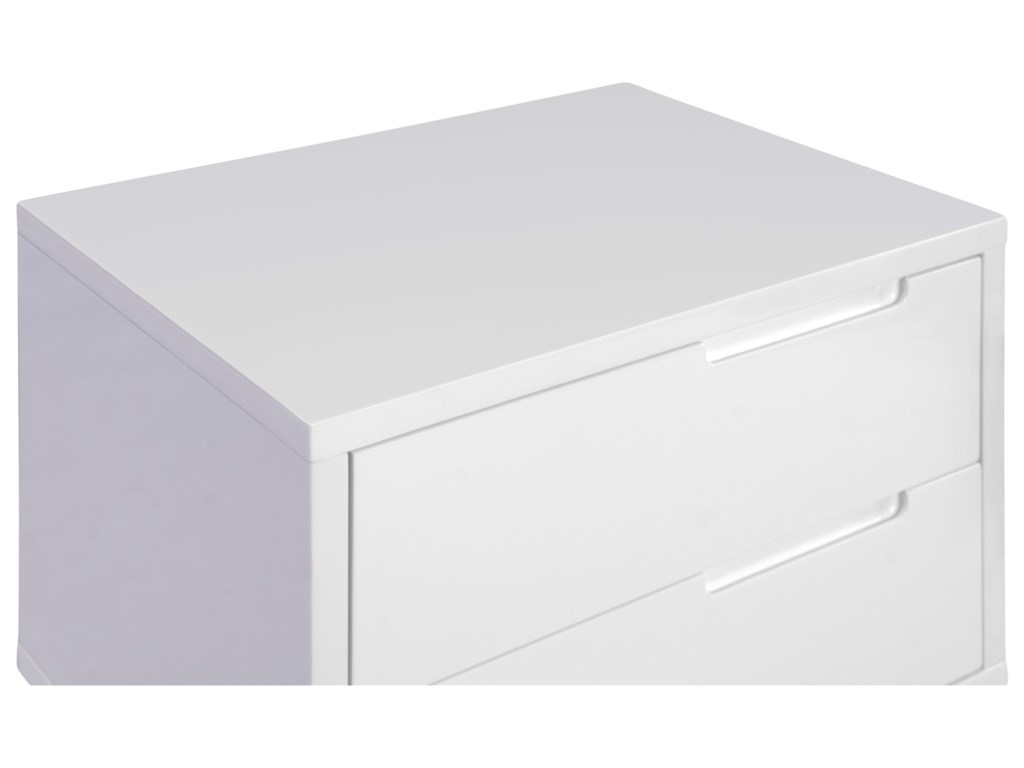 Moe's Home Collection NaplesNightstand