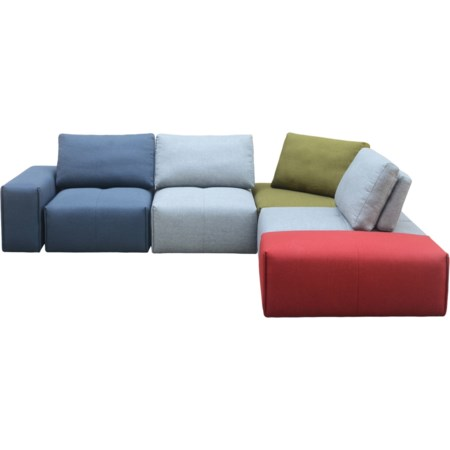 Modular Sectional Multicolor