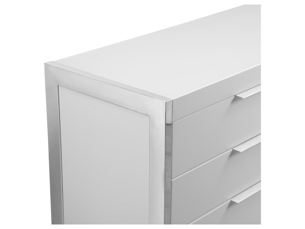 Moe's Home Collection NeoSideboard White